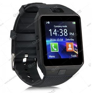 Smart Watch DZ009 Black