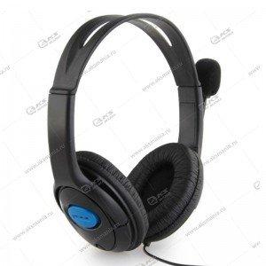 Гарнитура полноразмерная X1/X3/X5, кабель 1,8м, черно-синий