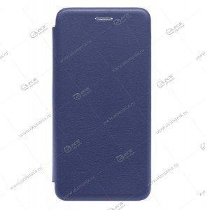 Книга горизонтал Huawei Honor 10 синий Nitro