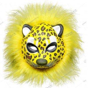 Новогодняя маска с животными