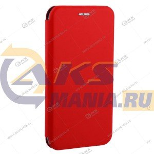 Книга горизонтал Huawei Honor 10 красный Nitro