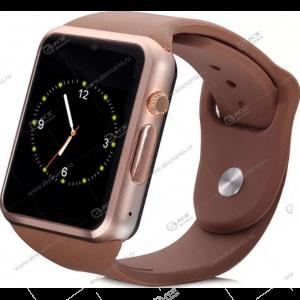 Смарт-часы A1 brown