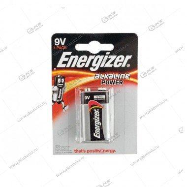 Элемент питания Energizer 6LR61/1BL Max (крона)