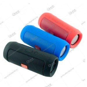 Колонка портативная Charge Mini 2 BT TF FM красный