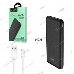 Power Bank HOCO J26 10000mAh черный