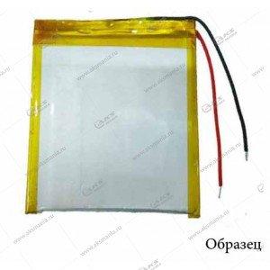 Аккумулятор универсальный 232635 130mAh литий-ионный
