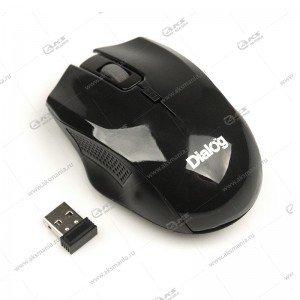 Мышь беспроводная Dialog MROP-04U