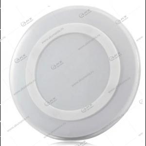 Беспроводное зарядное устройство S6 белый