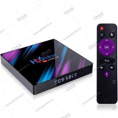 Смарт приставка Android TV Box H96 MAX (RAM:2G ROM:16G)