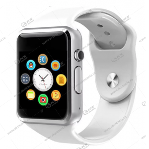 Смарт-часы A1 silver