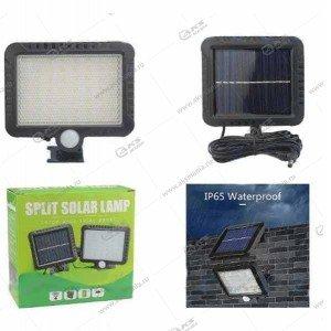 Автономный уличный светодиодный светильник YG-1440 с датчиком движения+солнечная панель