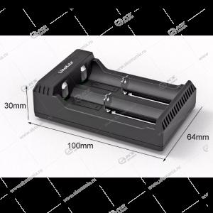 Зарядное устройство LiitoKala Lii-L2 (AA AAA SC 18650/ 26650/ 21700/ 18490/ 17670/ 14500/ IMR 10440)