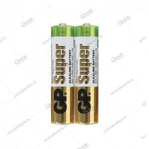 Элемент питания GP AA LR6/2SH Super Alkaline