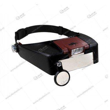 Бинокулярные монтажные очки-лупа MG81007-A