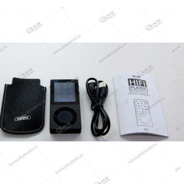 MP4 плеер Remax RP2 черный