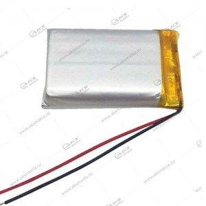 Аккумулятор универсальный 3050125 3000mAh литий-ионный