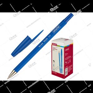 Ручка шариковая Attlache Style 0,5мм прорезин. корп. синий ст.