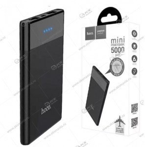 Power Bank HOCO B35D 5000mAh черный