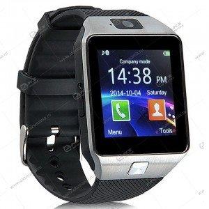 Smart Watch DZ009 Silver