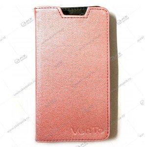 Книга вертикал VenTo 3.5 розовый