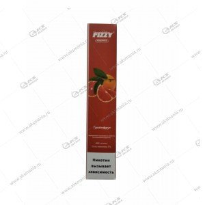 Электронная одноразовая сигарета Fizzy Coronka 2% 800 затяжек Грейпрфрут