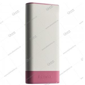 Power Bank Remax Youth RPL-19 10000mAh бело-розовый