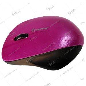 Мышь беспроводная Smartbuy SBM-309AG-I розовая
