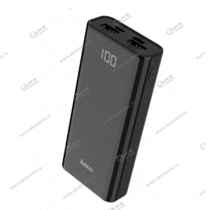 Power Bank HOCO J45 Elegant shell 10000mAh черный