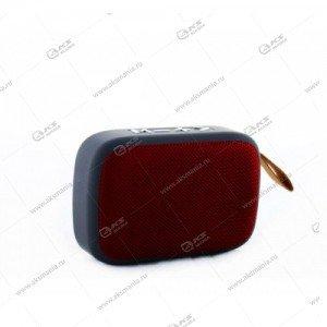 Колонка портативная Charge G2 BT TF FM красный