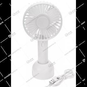 Вентилятор ручной, настольный аккумуляторный SS-2