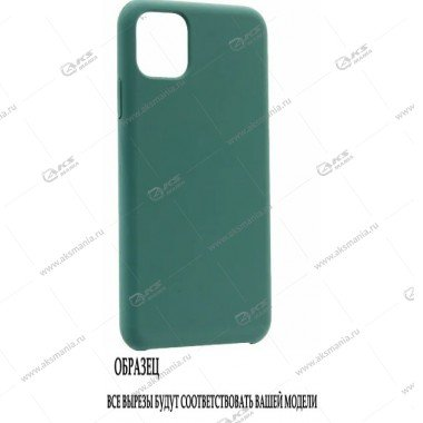 Silicone Case (Soft Touch) для iPhone 11 Pro Max кактус