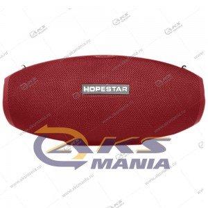 Колонка портативная HOPESTAR H25 красный