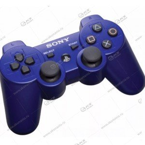 Gamepad PS3 Dualshock 3 wireless синий