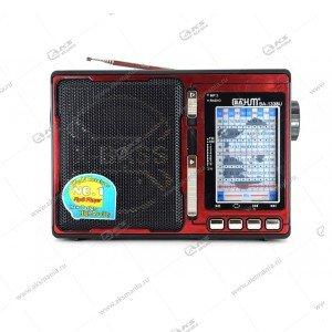 Колонка портативная EPE FP-1338BT FM TF USB красный