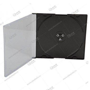 CD-box Slim черный