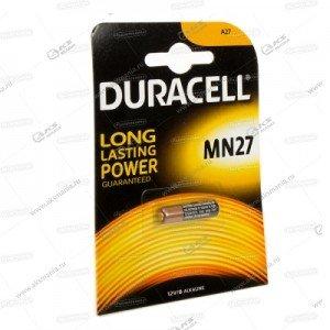 Элемент питания Duracell 27A/1BL