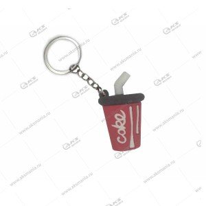 """Брелок для ключей """"Coke"""""""