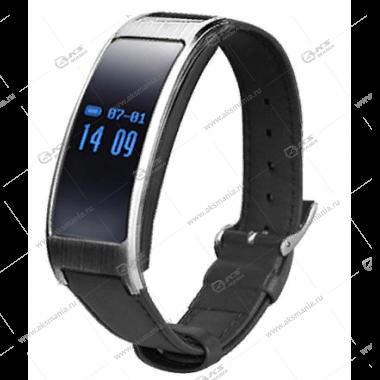 Smart Bracelet SH K18 Шагомер Пульсометр черный
