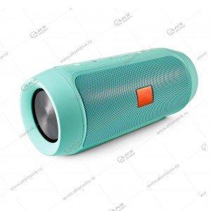 Колонка портативная Charge Mini 2 BT TF FM зеленый