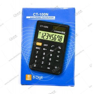 Калькулятор CT-100N