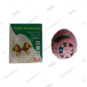 Игрушка головоломка Puzzle Ball магическое яйцо