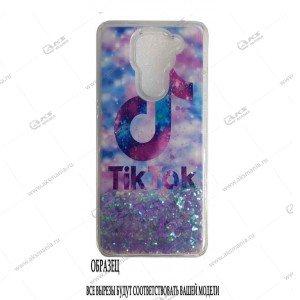 Силикон Аквариум Huawei Honor 10i TikTok цветной