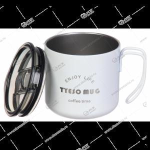 Термокружка TCM-128 350мл белый