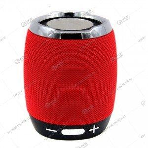 Колонка портативная Charge G13 BT TF FM красный