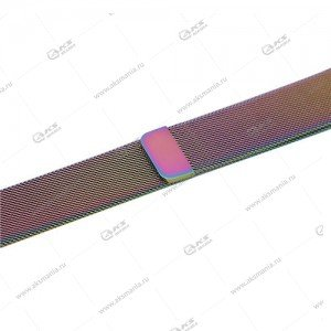 Ремешок миланская петля для Apple Watch 38mm/ 40mm хамелеон