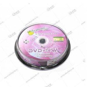 Диск DVD-RW BANANA