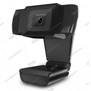 Веб-камера Z05 с микрофоном, черная