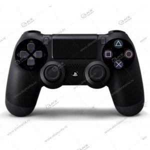 Gamepad PS4 Dualshock 4 wireless черный