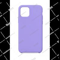 Silicone Case для iPhone 11 оригинал лаванда