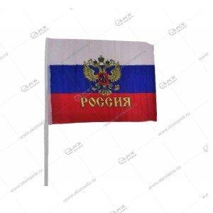 """Флаг """"Россия"""" 60x40см"""